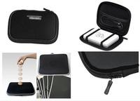 Black Hard Drive Case Bag For Toshiba 160G 250G 320G 500GB 750G 1TB 2TB Portable+ Free shipping