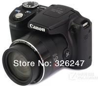 New arriveral SX510 HS Digital Camera 30x Intelligent Zoom Full HD video full manual operation 12.1 million Effective pixels