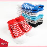 6Pairs New 2015 Baby Socks Kids Floor Socks New Born Meias Infantil Baby Socks For Girls Boys -- SKA32 PT21