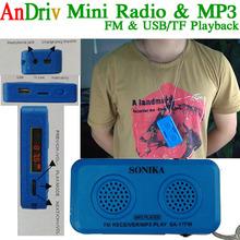 popular portable receiver
