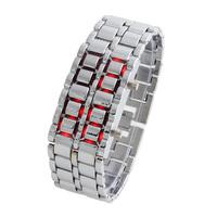 Electronic 2014 New Brand Famous Luxury Designer Men Full Steel Watch Digital Wristwatches Relogio Masculino watches men 2014