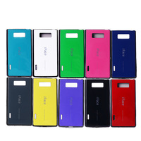 Free Shipping Soft Shell TPU+IMD Case for LG L7 P700 P705