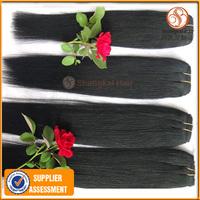 Straight Brazilian Hair 3pcs Lot Natural Black 100% Unprocessed Human Hair Weaves Cheap Brazilian Hair Bundles 5A Free Shipping