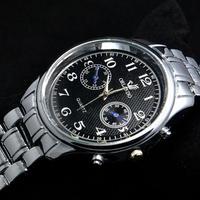 2015 new men's watches classic Full Steel watch men luxury brand casual fashion Sports Quartz Wrist Watch  RO-76-4