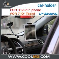 Universal Car Windshield Mount Holder Bracket For IPAD 2/3/4 samsung P5100 N8000 tablet