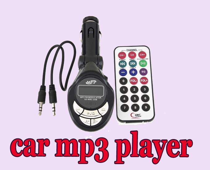 "2014 3.5"" Fm Modulator Selling Freeshipping Black Register free Shipping!! 206 Channels Car Mp3 Player Wireless Fm Transmitter(China (Mainland))"
