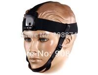 2014 New Version Head Harness Belt Mount Strap for GoPro HD Hero 2 Hero3 Free shipping