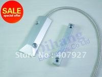 wholesale Aluminum Rolling door Magnetic Sensor (rolling door detector) Alarm Door Security System OC-55 + free shipping