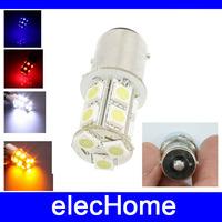 Car LED Lamp 1156 BA15S 13 Leds 5050 smd Light Turn Signal Reverse Light DC 12V 1156 S25 Ba15s  P21W  Free Shipping