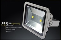 2pcs*200w outdoor led  floodlight 25000ml waterproof IP68 AC85-265v  LED Flood light lamp LED projector spot light landscape