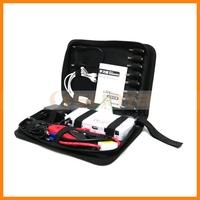 Car Power Bank 15000mAh Universal Jump Starter 5V/12V/19V Battery Charger for Cell Phone Laptop PC