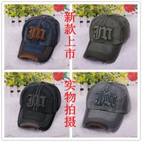 4 Colors Washable denim Hip Hop baseball cap sports hat,HT1019