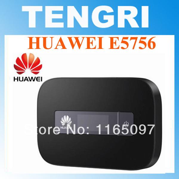HUAWEI E5756 3G Mobile Hotspot Pocket Wifi 3g modem Router broadband free shipping(China (Mainland))
