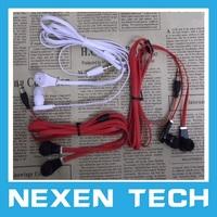 Free Shipping Music Head phone for Phone MP3 MP4 MP5 Player Headset In-Ear Headset Music Earphone Music Headphone