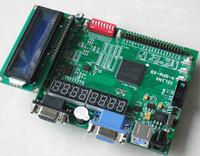 LCD1602+ xilinx fpga development board spartan6 xilinx spartan-6 xilinx board xilinx kit xc6slx9-tqg144
