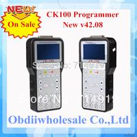 DHL free shipping 2014 newly version 45.09 ck100 key programmer CK-100 pro silca sbb programmer multi-language on hot selling