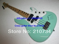 Wholesale -Best Custom 4 string YA bass in green color wholesale new arrival BASS Free shipping