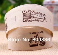 25mm, hand made cotton ribbon,DIY Sewing printing sewing tape, Cotton fabric printing ribbons(ss-150)
