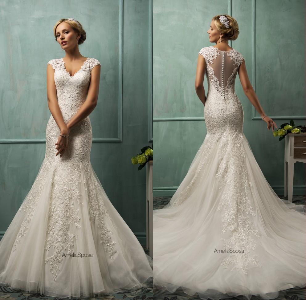 Nice Dresses For Wedding - Amore Wedding Dresses