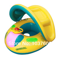 Детские товары для бассейна swimming pool accessories Baby swimming ring kids swim ring inflatable boat seat inflatable pool boat for kinds and babys