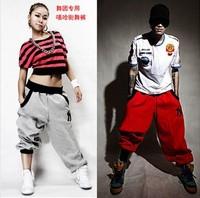 Fashion New 2014 Sport Men/Women Harem Pants/Sport Hip Hop Pants Men/ Brand Baggy Dance Pants/Sweatpants For Men M-XXXL 1pc/lot