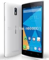 Doogee Kissme DG580 Doogee Ultra slim Quad Core 1.3Ghz Android 4.4 5MP Gesture Sensor Double click lock phone Tap OTG 3G LN