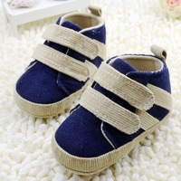 New Arrival 3 Pairs/Lot Baby shoes casual cotton shoes children's pre walker shoes new born shoes BL-P1