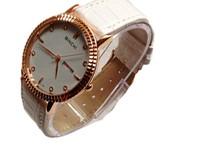 Free shipping watches women fashion luxury watch dress leather strap quartz rhinestone watches