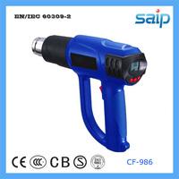 Newest Temperture Adjustment Hot Gun Digital Thermostat Heat Gun 2000W