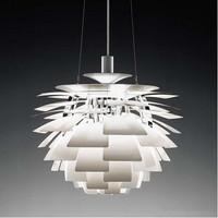 Free Shipping Hot Selling Louis Poulsen PH Artichoke Lamp ,110v/220v Denmark pendant lights Dia 70cm
