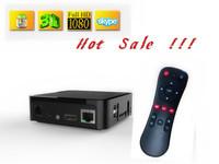 Free shipping a20 android tv box Dual Core RJ45 google Smart  VOIP iptv camera TV Box RJ11 XBMC Media Player
