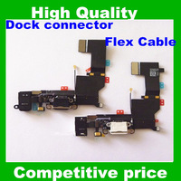 Original Charger Charging Port Dock Connector with Flex Cable For iPhone 5S