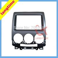 Car refitting DVD frame,DVD panel,Dash Kit,Fascia,Radio Frame,Audio frame for 2010 Mazda 5, 2DIN  05-11
