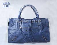 Free shipping 2014 New bal Medium enciaga motorcycle bag tassel work fashion shoulder bag women's messenger handbag  city