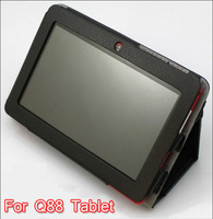 Hot selling 1 pcs,New 7 inch Protective Leather case for Q88 Tablet,Lower price supply