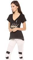 t-shirts Giraffe black V-neck short sleeve women T-shirt new 2014 plus size t shirt HDY-16