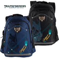 Transformers children middle/university/college/ school bag books/trip/travel/journey/casual  backpack for boys men  grade 4-8