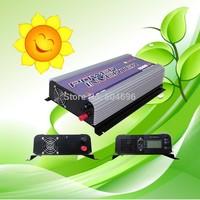 1500w grid tie power inverter DC input 45v-90v solar panel for AC output 110v/220v/230v/240v country