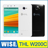5inch 1GB RAM 8GB ROM Android 4.4 MTK6592M Octa Core Original thl w200c smartphone