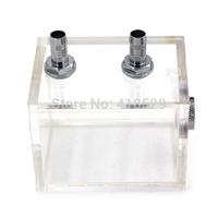 water radiator tank cooler water cooling PC cpu water block 80 x 60 x 60 mm