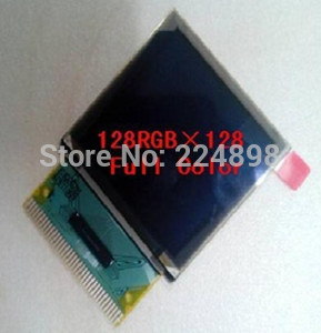 1.46 inch 37PIN Full Color OLED Screen SSD1351 Drive IC 128RGB*128 Parallel Interface(China (Mainland))