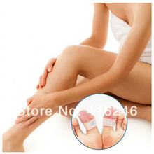 2 Pair/Lot, New Hot Sale Massager Magnetic Toe Ring Fitness Slimming Loss Weight