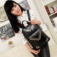 Мода квадратных бархата женщин леопарда печати Рюкзаки винтажные женские сумки lb146