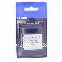 Li-42B LI42B LI 42B digital camera rechargeable lithium Battery pack for olympus Stylus 770 790 795 850