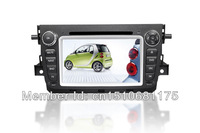 Android 4.0 Car DVD Player for Benz Smart Fortwo 2011-2012 GPS Navigation Stereo TV 3G WIFI Video Audio Map 1080P