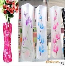 cheap plastic flower vase