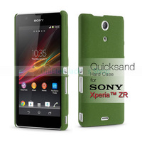 for Sony Xperia ZR (M36h) Sandblasting Matte Hard Plastic Case Cover High Quality Protective Case for Xperia ZR (M36h)