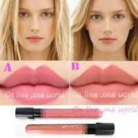 free shipping Makeup lipstick matte colors brand lipstick waterproof tony lip gloss brand pink elegant free shipping