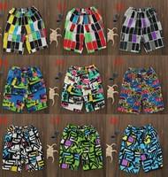 [ANYTIME]2014 Men Fashion Surf Beach Shorts Plus Size Summer Swimwear Dropshipping Trousers Cotton 4XL Big Straight Pants