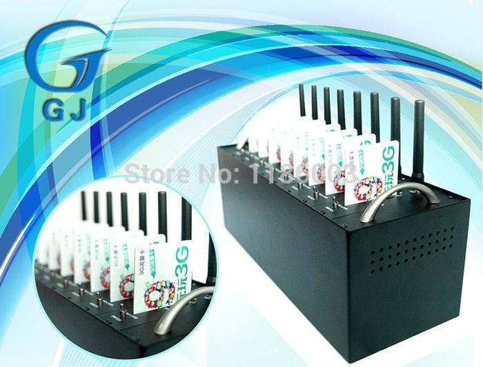 8 ports Wavecom Q24PLUS GSM/GPRS Modem pool sms modem pool BULK SMS MMS(China (Mainland))